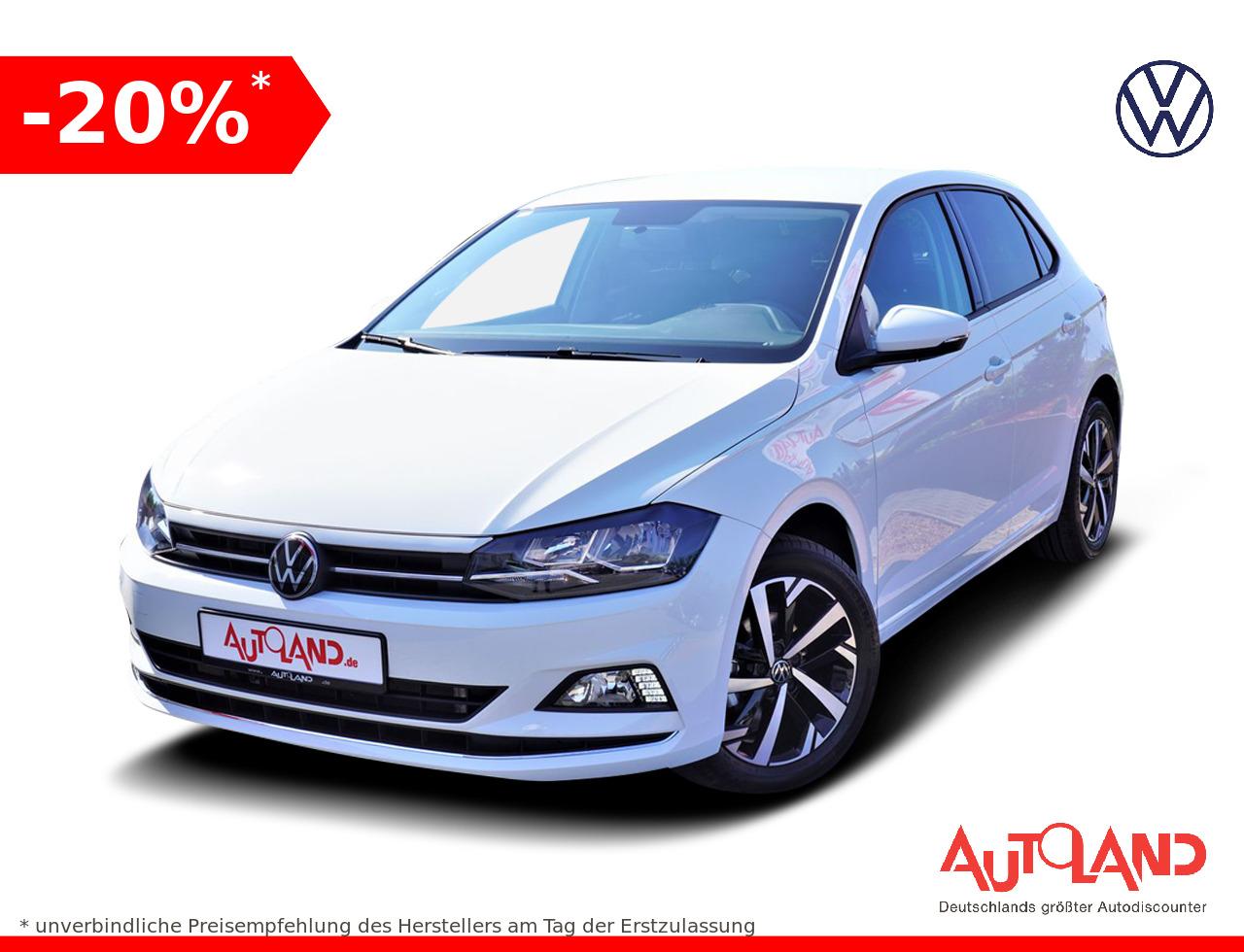 Volkswagen Polo, Jahr 2021, Benzin