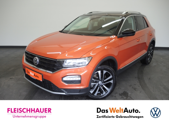 Volkswagen T-Roc United 2.0 TDI DSG EU6d-T, Jahr 2020, Diesel