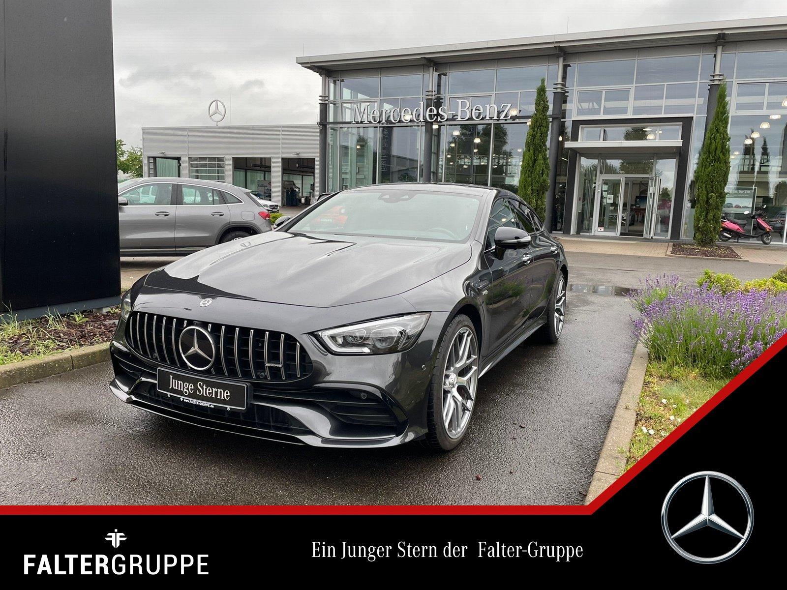Mercedes-Benz GT 43 133.309,-Night DISTRO Burme MLED Perf.AGA, Jahr 2019, Benzin