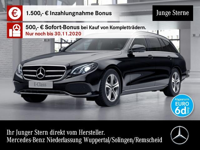 Mercedes-Benz E 200 d T Avantgarde 360° LED Totwinkel PTS 9G, Jahr 2019, Diesel
