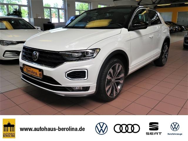 Volkswagen T-ROC 1.5 TSI R Line DSG *NAVI*LED*AID*ACC*, Jahr 2020, Benzin