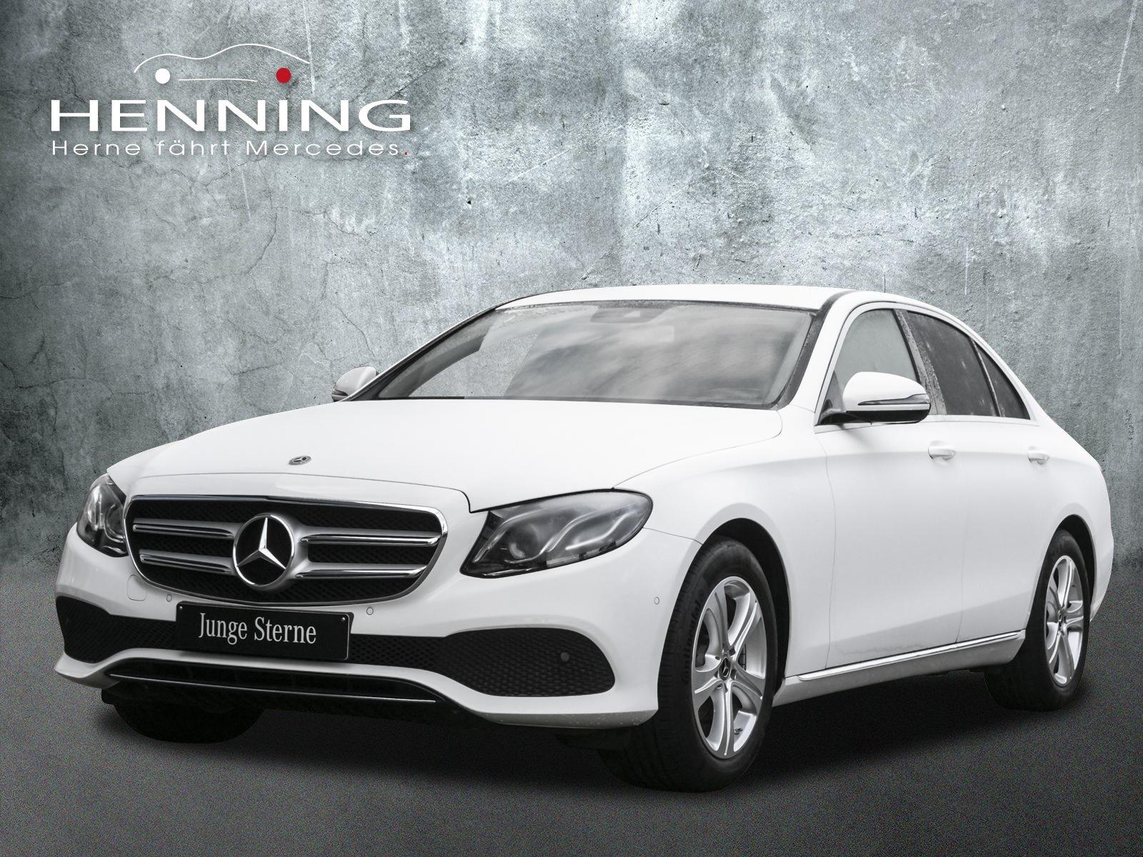 Mercedes-Benz E 200 Avantgarde 9G Multibeam Kamera Ambientebel, Jahr 2017, Benzin