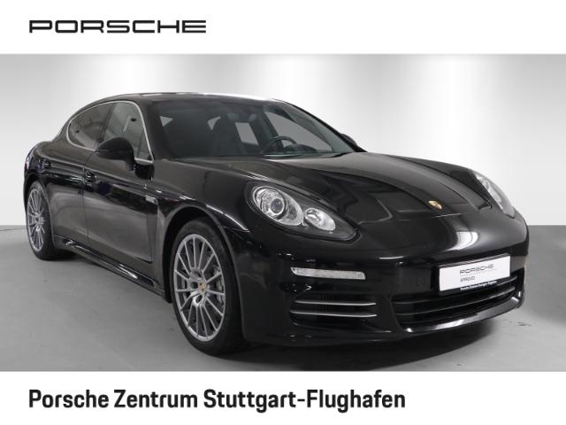 Porsche Panamera 4S 3.0 PDLS Privacy-Verglasung 20-Zoll, Jahr 2013, Benzin