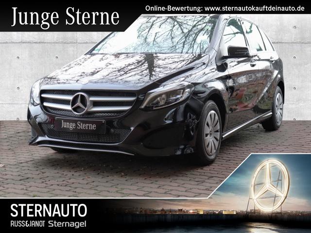 Mercedes-Benz B 160 LED+Navi+Parkass.+Sitzheizung, Jahr 2017, petrol