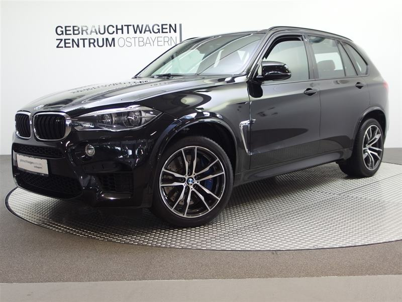 BMW X5 M NaviProf+Multifktsitz+RFK+Vollleder++, Jahr 2015, petrol