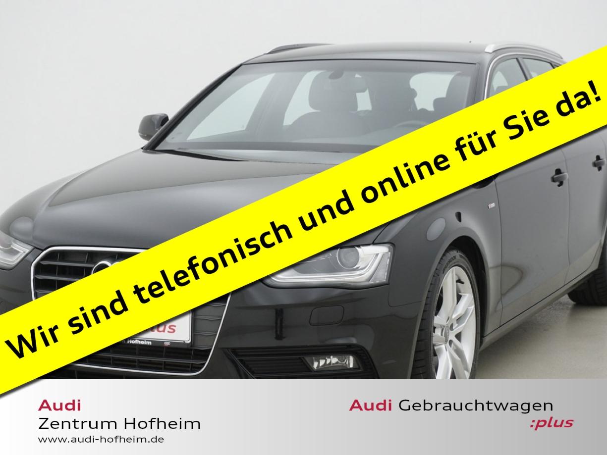 Audi A4 Avant 2.0 TDI tip. 105kW*Xenon+*Navi+*PDC*Blu, Jahr 2012, Diesel