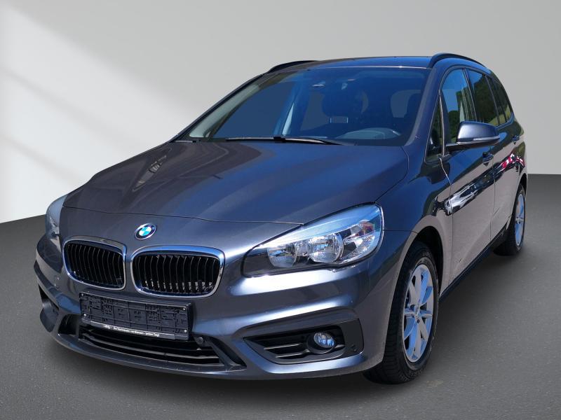 BMW 218d Gran Tourer Advantage Klimaaut. PDC NSW, Jahr 2016, Diesel