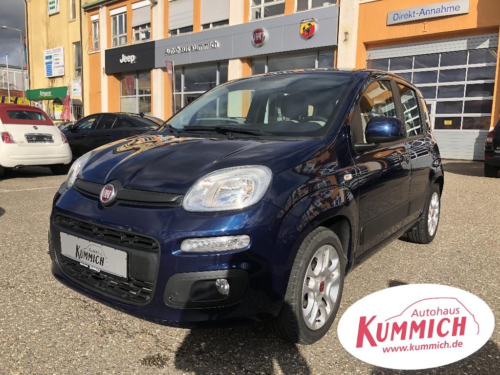 Fiat Panda 1,2 Lounge 69PS Euro6, Jahr 2015, Benzin