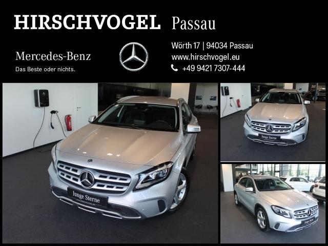 Mercedes-Benz GLA 220 d 4M Urban+Com+LED+Kam+PDC+SHZ+EASY-PACK, Jahr 2018, Diesel