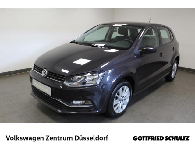 Volkswagen Polo 1.0 Comfortline *PDC*Alu*Radio*Klima*, Jahr 2016, Benzin
