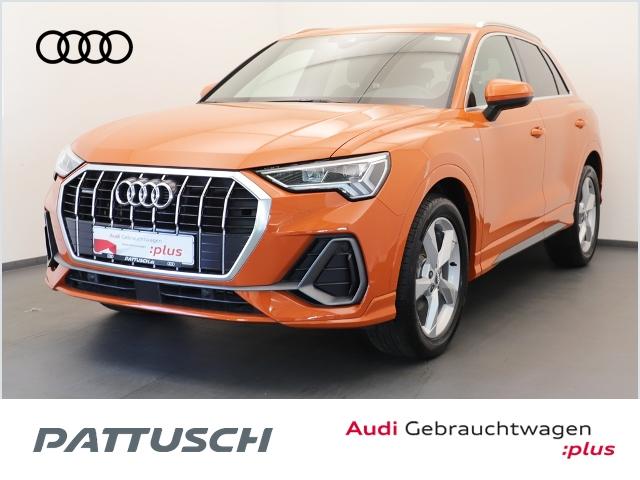 Audi Q3 2.0 TDI Q S-Line LED DAB Navi, Jahr 2018, Diesel