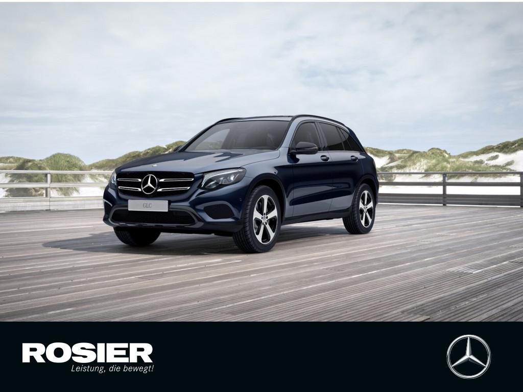 Mercedes-Benz GLC 250 d 4M, Jahr 2016, Diesel