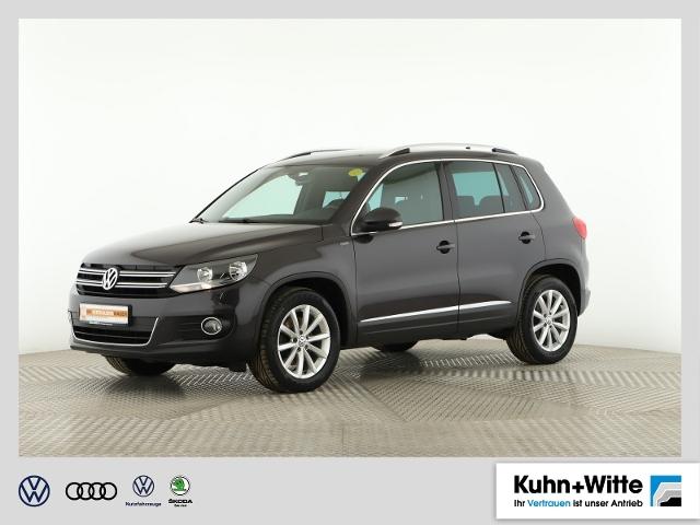 Volkswagen Tiguan 1.4 TSI Lounge *Navi*Tempomat*Rückfahrkam, Jahr 2015, Benzin