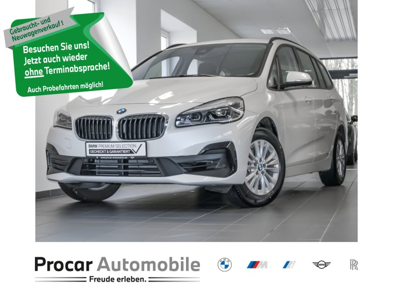 BMW 218i Advantage LED 3.Sitzreihe Navi Tempomat, Jahr 2019, Benzin