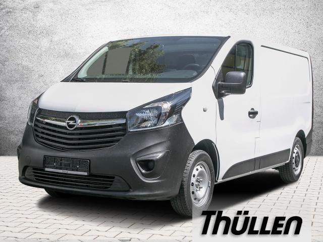 Opel Vivaro Kastenwagen L1/H1 1.6 CDTi LKW Euro5 ZV, Jahr 2015, Diesel