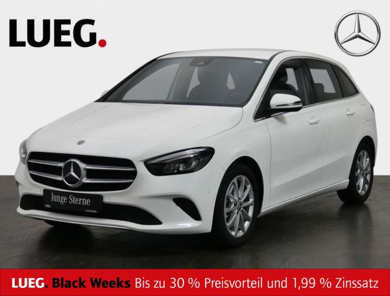 Mercedes-Benz B 250 Progressive+MBUX+NavPrm+LED-HP+Spur+Kamera, Jahr 2019, Benzin