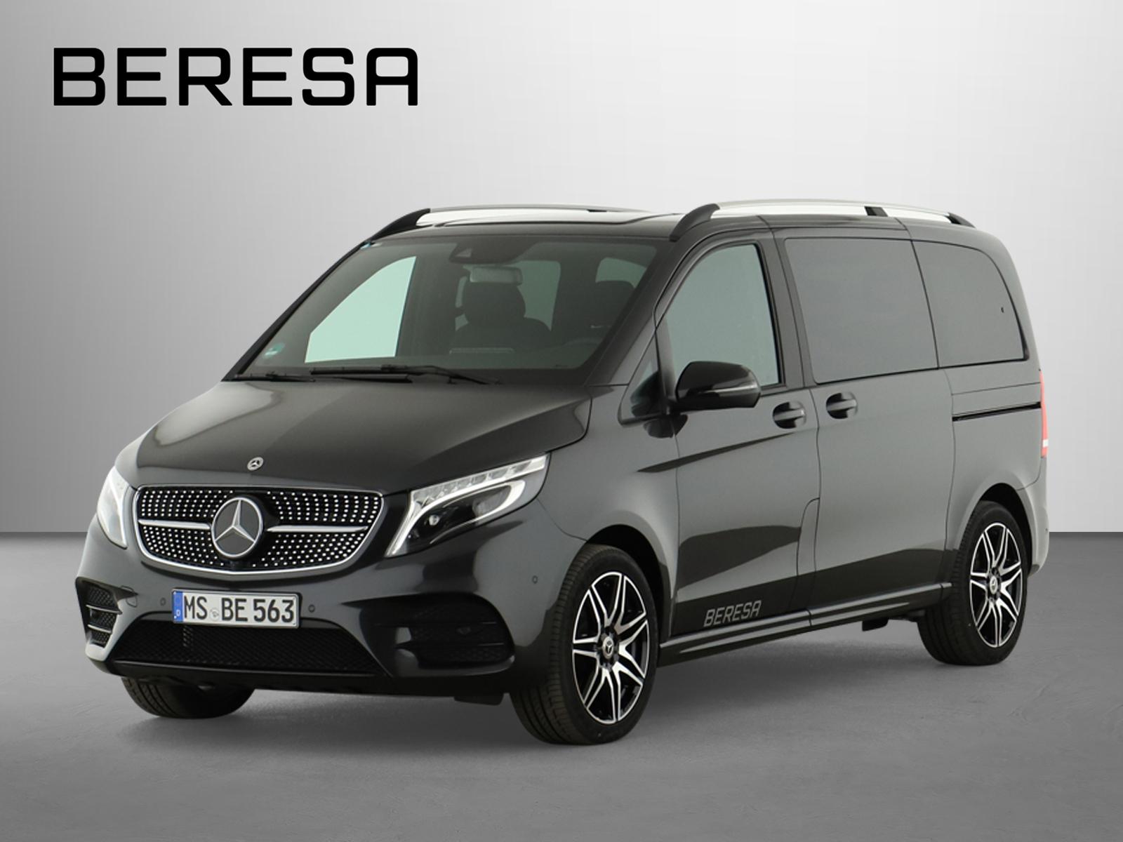 Mercedes-Benz V 250 Kompakt Fahrassist., Jahr 2021, Diesel