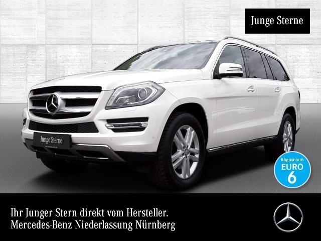 Mercedes-Benz GL 350 4M BT 360° Airmat Stdhzg Pano Harman Distr, Jahr 2014, Diesel