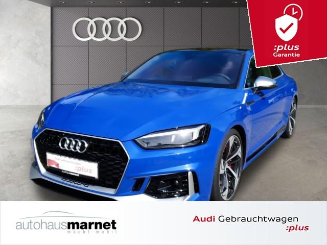 Audi RS 5 Coupé 2.9 TFSI quattro Navi Matrix B&O HUD PDC Panorama Rückfahrkamera Sitzhzg, Jahr 2018, Benzin
