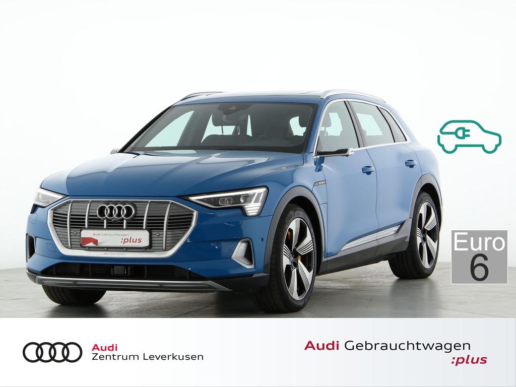 Audi e-tron 55 quattro advanced PANO KAMERA ASSIST, Jahr 2019, Elektro