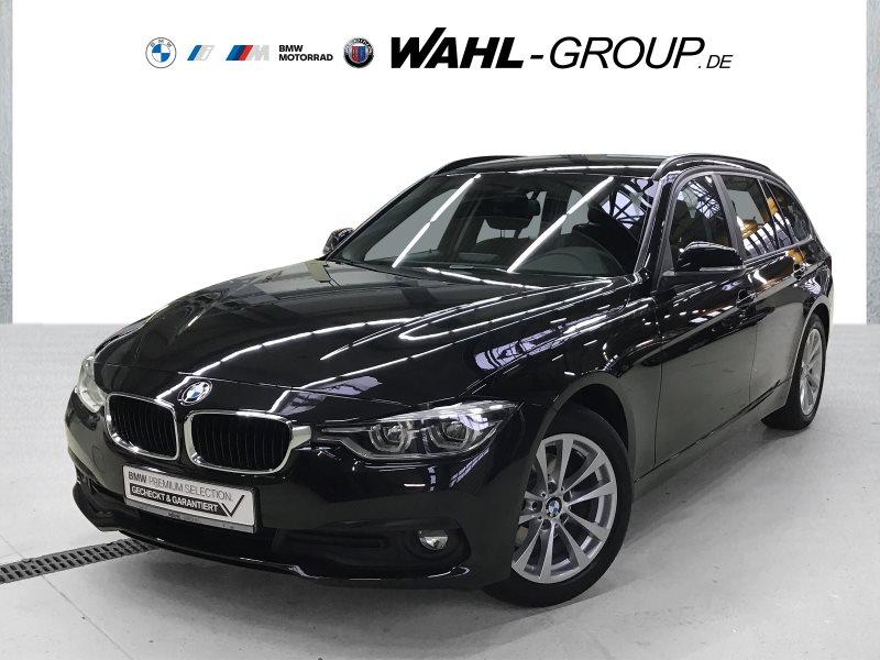 BMW 320d Touring Advantage Navi Business AHK, Jahr 2017, Diesel