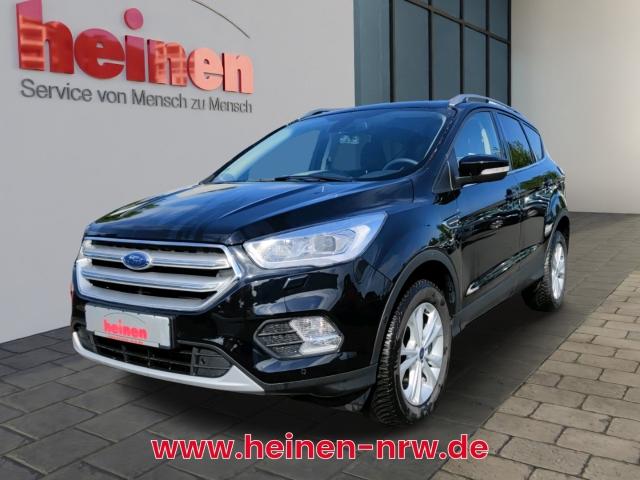 Ford Kuga 1.5 TITANIUM NAVI RÜCKFAHRKAMERA PDC VO & HI, Jahr 2019, Benzin
