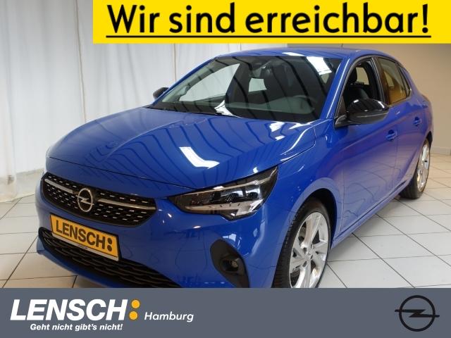 Opel Corsa F 1.2 Elegance WINTER-PAKET+RÜCKFAHRKAMERA, Jahr 2020, Benzin