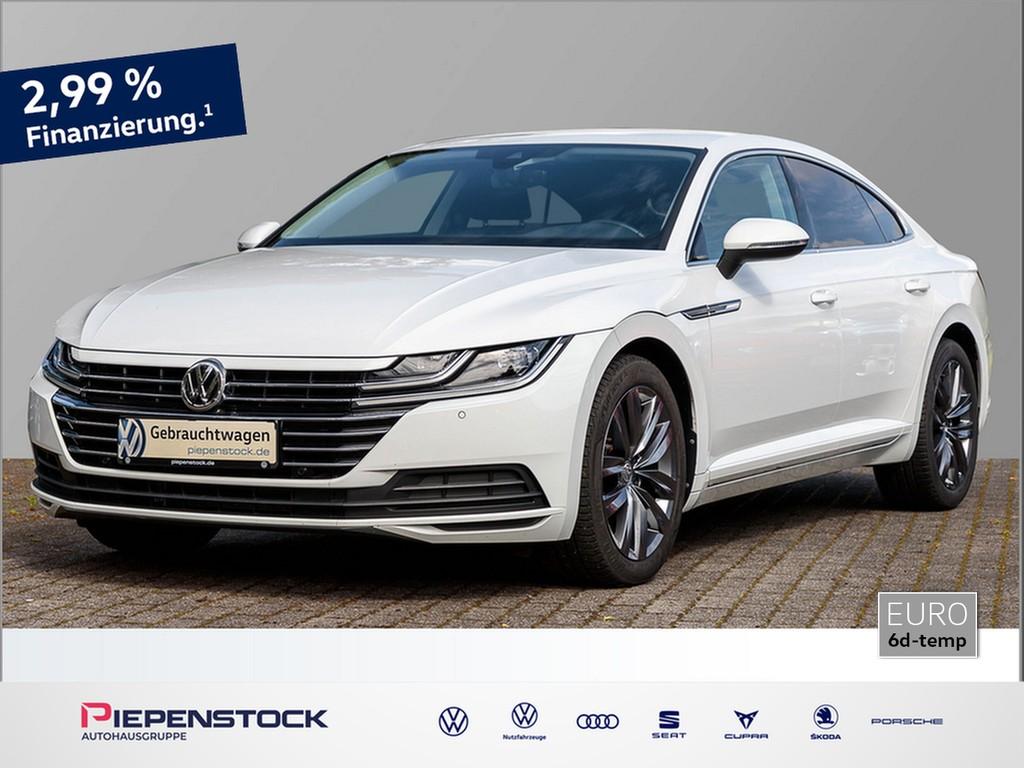 Volkswagen Arteon 2.0 TDI LED Klima Navi PDC, Jahr 2019, Diesel