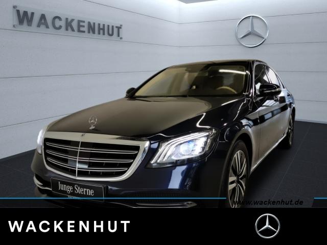 Mercedes-Benz S 400 d 4M PANO+HUD+NACHTSICHT+DISTR+MULTIB+360°, Jahr 2017, Diesel
