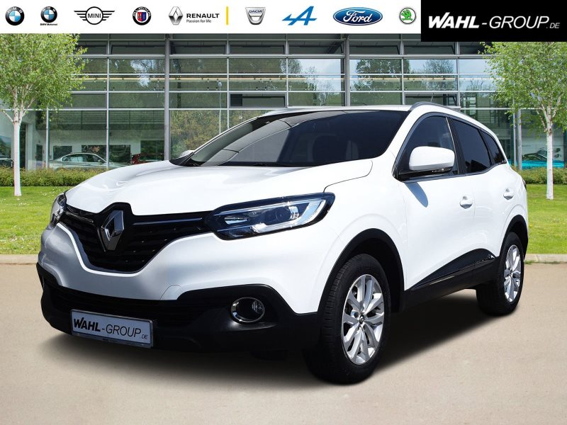 Renault Kadjar Experience TCe 130 Klimaaut. uvm., Jahr 2015, Benzin