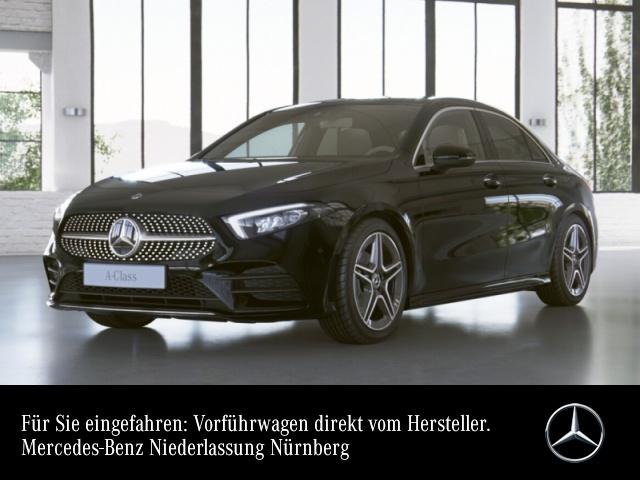 Mercedes-Benz A 200 AMG+LED+Totw+7G, Jahr 2020, Benzin