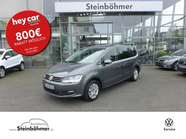 Volkswagen Sharan Comfortline 1.4TSI DSG Navi 7-Sitz Sitzhz, Jahr 2020, Benzin