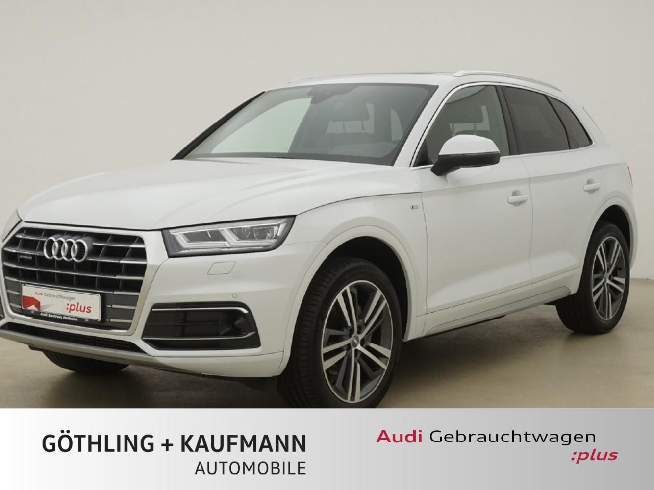 Audi Q5 45 TFSI qu S line S tro. 180kW*ACC*HUD*Pano*L, Jahr 2019, Benzin