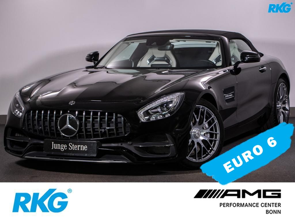 Mercedes-Benz AMG GT Roadster Comand*Keyless-GO*Kamera*LED*PDC, Jahr 2018, Benzin