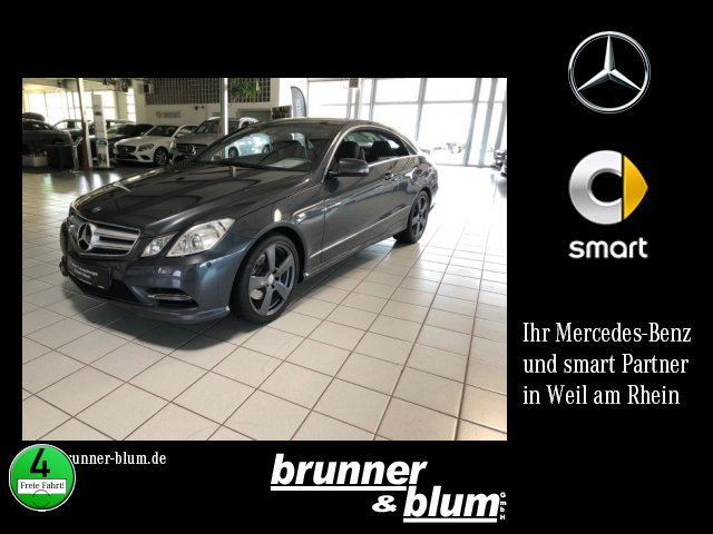Mercedes-Benz E 350 BE Coupé AMG,Comand,Xenon,Leder Styling, Jahr 2013, Benzin