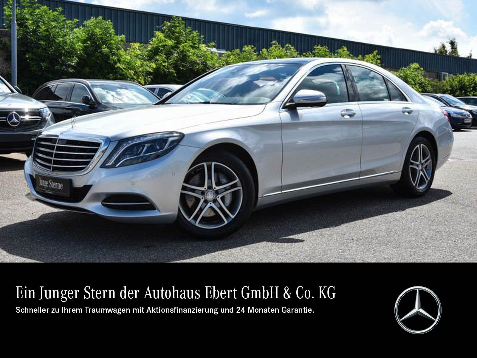 Mercedes-Benz S 350 d 9G+PSD+360°+COMAND+LED+SITZKLIMA+EU6, Jahr 2016, Diesel
