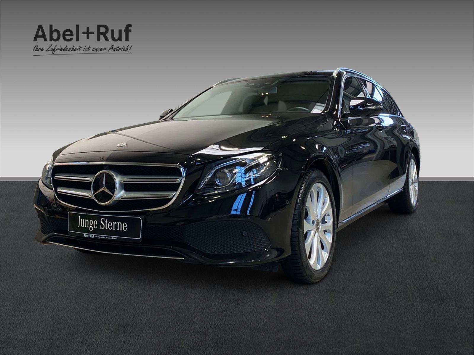 Mercedes-Benz E 350 d T Avantgarde+360°+HUD+Standhz+AHK+Distr., Jahr 2017, Diesel
