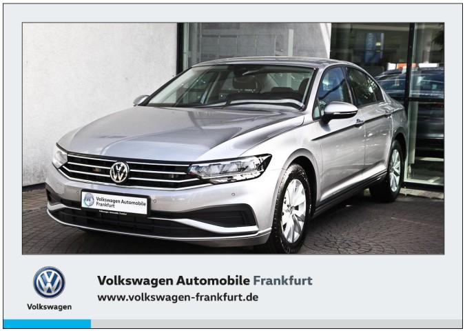 Volkswagen Passat TZ 1,5 l TSI ACT OPF 110 kW (150 PS) 7-Gang-Doppelkupplungsgetriebe DSG, Jahr 2020, Benzin