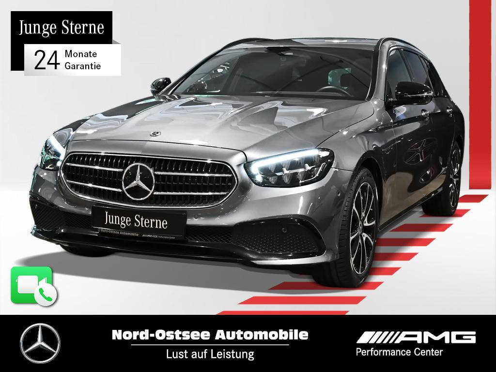 Mercedes-Benz E 300 T Avantgarde Night SHD MBUX LED Totwinkel, Jahr 2020, Benzin