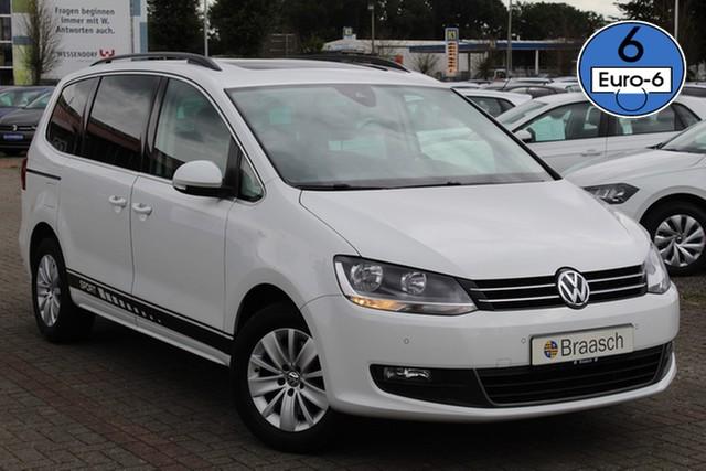 Volkswagen Sharan 2.0 TDI Comfortline Navi,StandHz,7-Sitze, Jahr 2016, Diesel