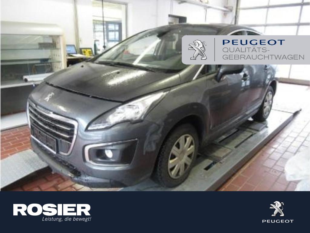 Peugeot 3008 1.6 BlueHDi 120 FAP Active Pano SHZ Einpark, Jahr 2016, Diesel