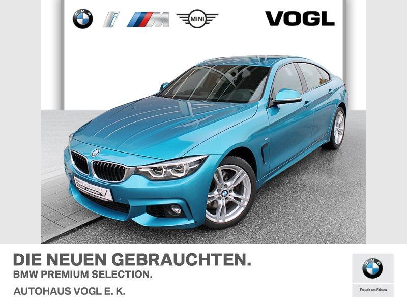 BMW 430d xDrive Gran Coupé M Sportpaket Head-Up LED, Jahr 2017, Diesel