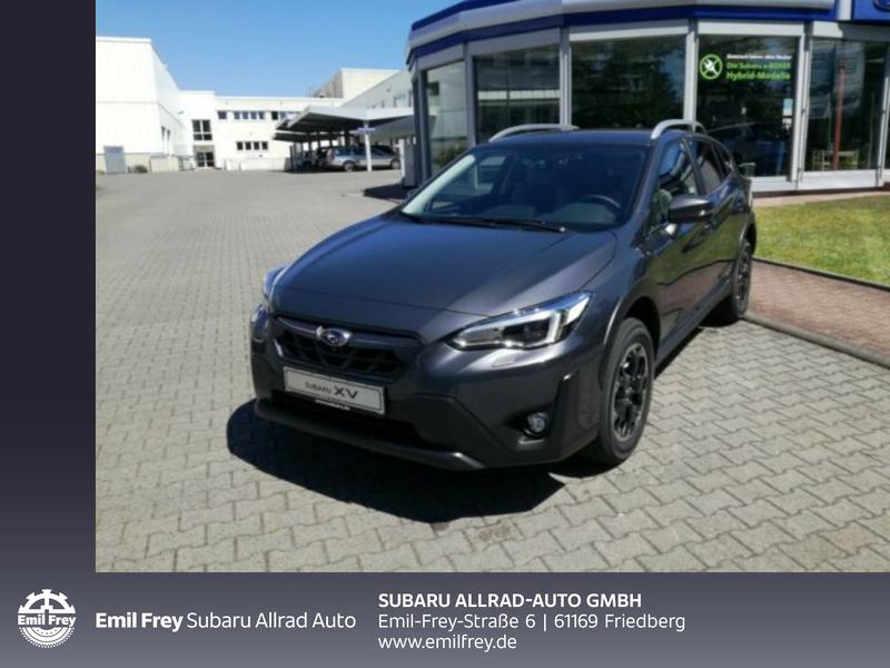 Subaru XV 1.6i Exclusive Lineartr. WKR, 8 Jahre Gar., Jahr 2021, Benzin