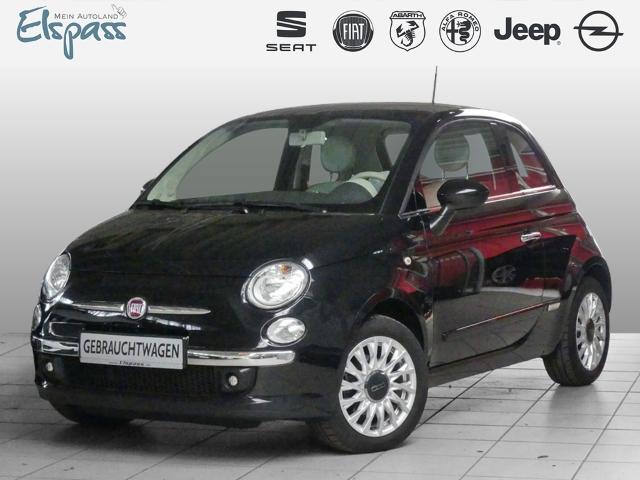 Fiat 500 Lounge 1.2 PANODACH KLIMAAUTO PDC CD USB MP3, Jahr 2015, Benzin