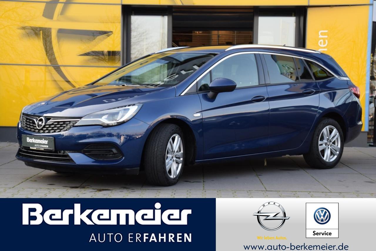 Opel Astra ST Elegance Automatik/Navi/LED-Matrix/Kamera, Jahr 2020, Diesel