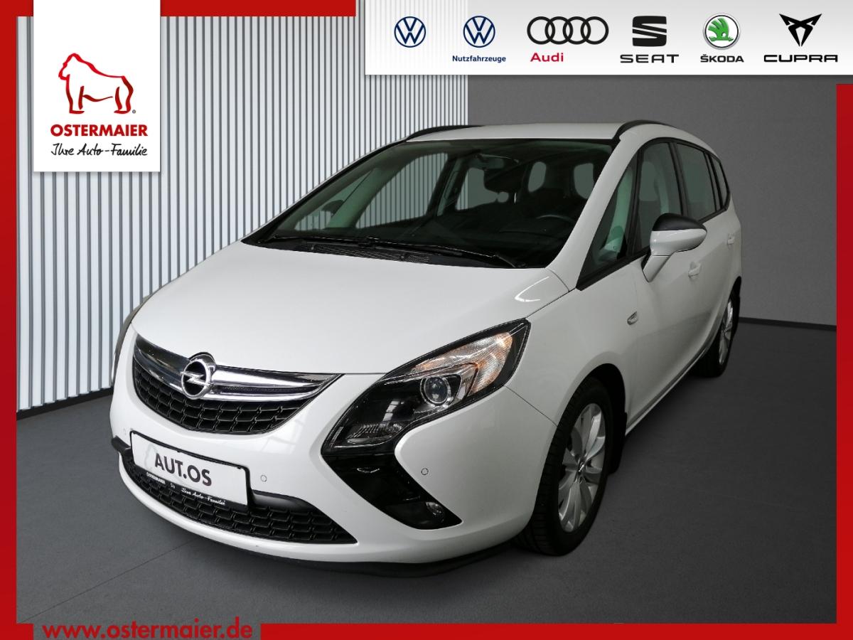 Opel Zafira Tourer 1.4T STYLE NAVI.KAMERA.ERGO.2xPDC., Jahr 2015, Benzin