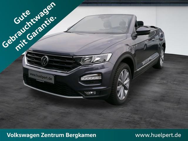 Volkswagen T-Roc Cabriolet 1.0 TSI STYLE ACC ALU Sitzhzg, Jahr 2020, Benzin