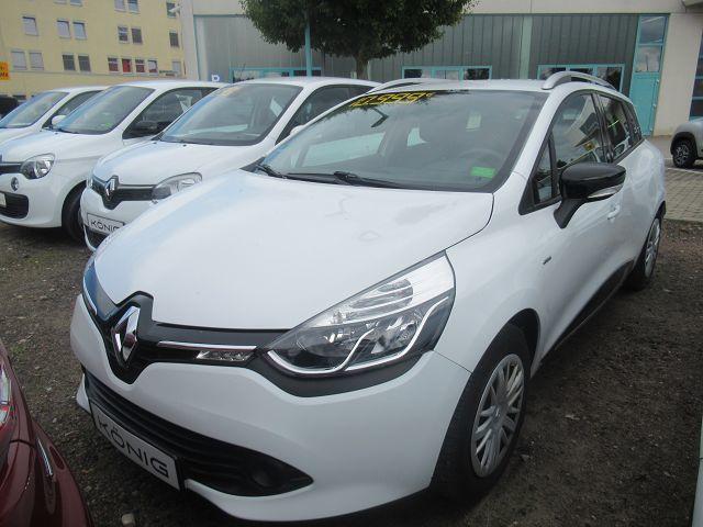 Renault Clio IV Kombi 1.2 16V LIMITED Klima Navigation, Jahr 2016, Benzin