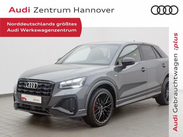 Audi Q2 S line 35 TFSI S tronic, Jahr 2021, Benzin