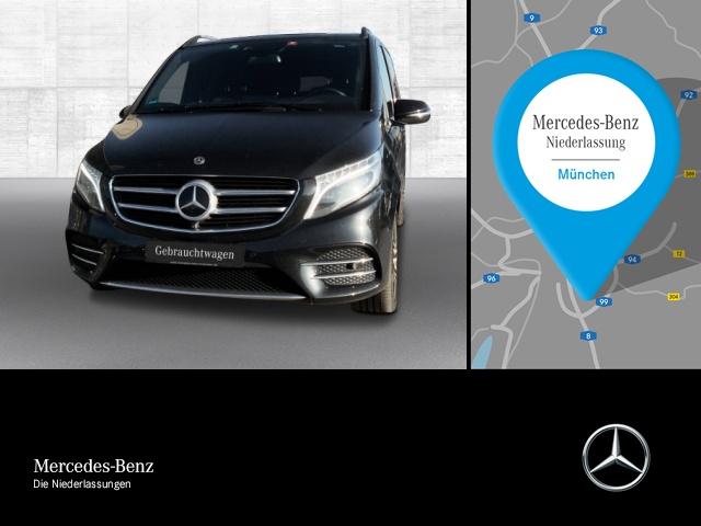 Mercedes-Benz V 250 d 4M AVANTGARDE EDIT. Extralang AMG Comand, Jahr 2017, Diesel